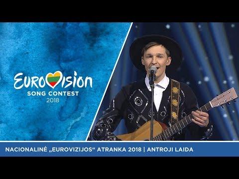 """Juozas Martin - """"Don't give up"""" (liet. """"Nepasiduok"""")"""