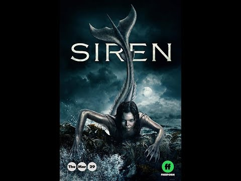 Siren  with Actor Chad Rook