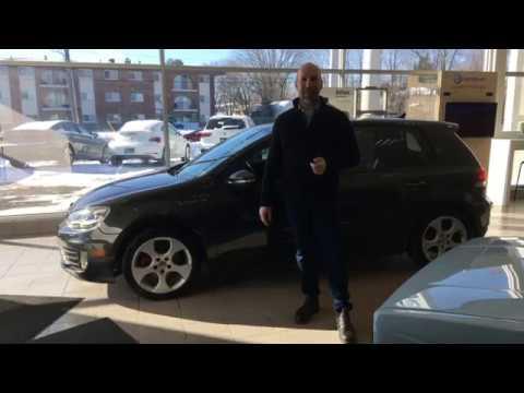 2010 Volkswagen Golf GTI Review
