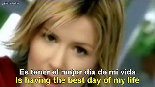 Gambar cover Dido - Thank You [Lyrics English - Español Subtitulado]
