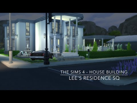 The Sims 4 -House Building - Lee's Residence SQ