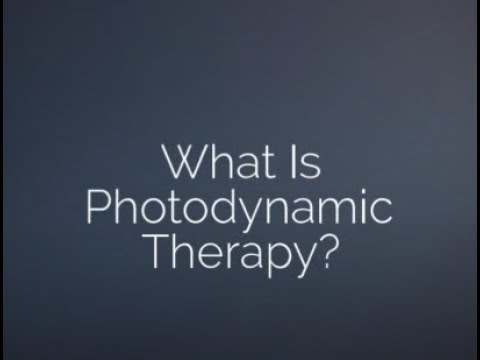 Learn more about our  Photodynamic Therapy (PDT) Treatment.