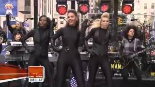Beyonce   Single Ladies ft Heather Morris Live Rockefeller Plaza HD   YouTube