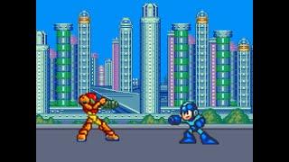 Mega Man VS Samus