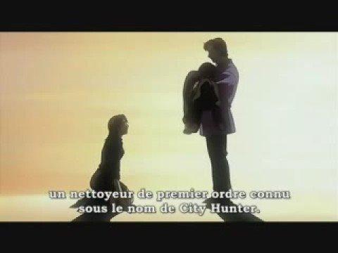 Ryo & Kaori ( Angel Heart )