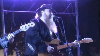 The Jeff Chapman Blues Band- Psycho Magnet