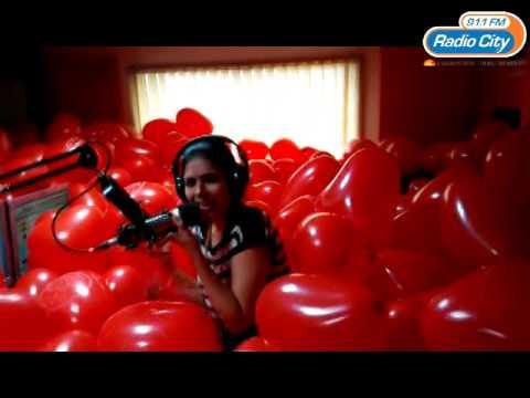 Radio City Nagpur 'Pyaar ka Samundar' in Studio
