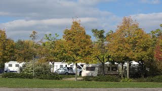 Tv klip: Anne Vibeke Rejser - Alsace, campingplads i Obernai