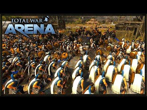 Total War: Arena Gameplay - Is Miltiades Still OP?!?!