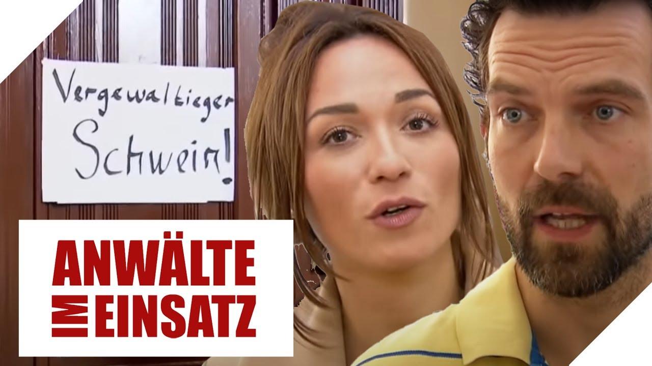Alicia jagt Vergewaltiger! Schockierende Tat von Gerd oder Irrtum?! | 2/2 | Anwälte im Einsatz SAT.1