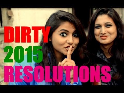 Delhi Comes Up With Dirtiest 2015 New Year's Resolutions | Shocking Answers |
