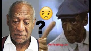 Bill Cosby Had a Rough 1st Day Behind Bars, HOT DOG Thrown at him & Fell Down Stairs ..