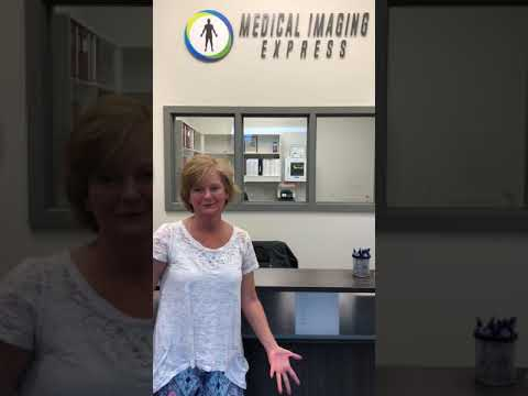 Download Medical Imaging Express Testimonials - Susan W.