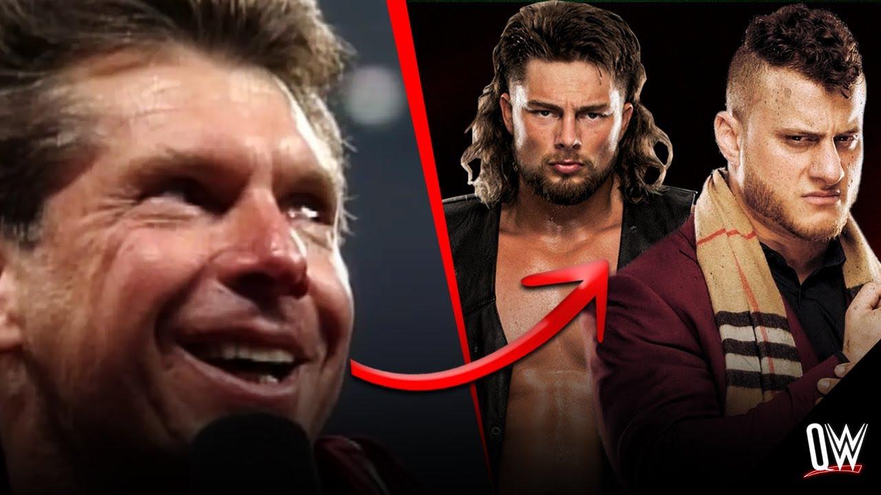 5 Luchadores de AEW que TRIUNFARÍAN en WWE