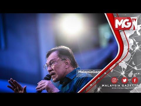 TERKINI : PH Beri Perlindungan kepada Zakir Naik - Anwar Ibrahim