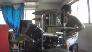 Goodbye-Big Ass(Drumcover) By TooM Tirawut