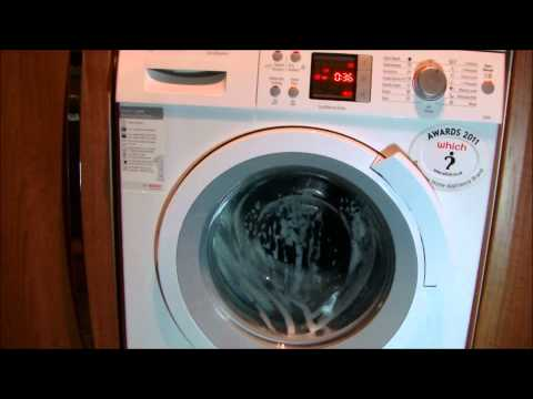 Bosch logixx was32461 washing machine: Cotton 90 Eco perfect + aqua plus (complete)