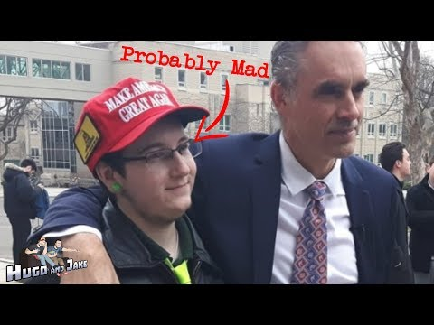 Jordan Peterson Fans Are Mad At Us