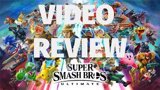 Super Smash Bros. Ultimate Review - Fabulous Fight Night (Video Game Video Review)