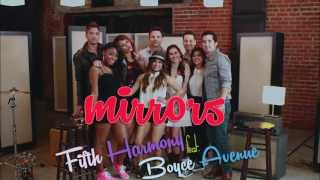 Mirrors (Justin Timberlake) Fifth Harmony ft. Boyce Avenue