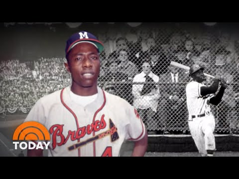 Hank Aaron On The Negro Leagues: 'There Was So Much Talent' | TODAY