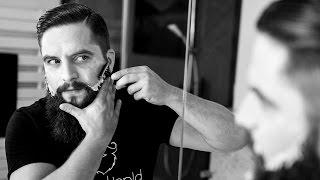 Bartpflege & Rasur: Tipps für die Rasur der Konturen des Vollbartes & Bartpflege | blackbeards