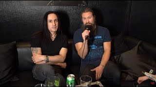 "Children Of Bodom Interview About ""Hexed"" @ The Riff Helsinki 1.3.2019"