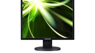 Ремонт жк монитора Samsung SyncMaster 943n. Поиск неисправности. Замена ламп на LED