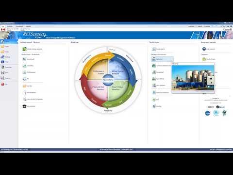 Portfolio Analysis with RETScreen