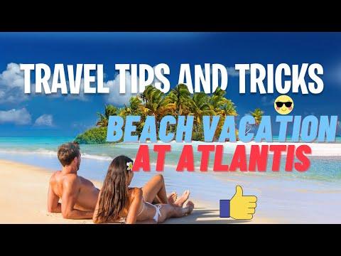 ✅ Family Beach Vacation At Atlantis