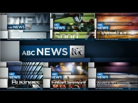 ABC News 24 - Segment Stings