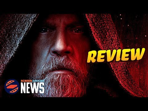 Star Wars: The Last Jedi – Review! (No Spoilers!)