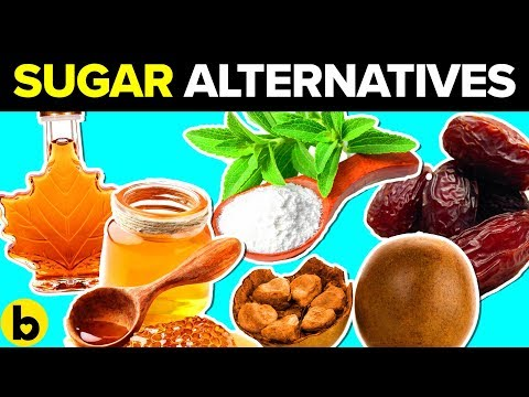 7 Natural Sweeteners That Are Much Better For You Than Sugar