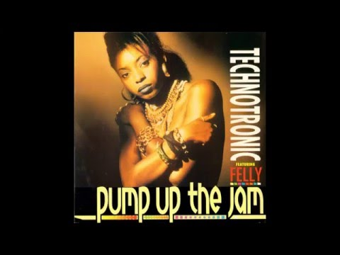 Technotronic - Pump Up The Jam (Vocal Attack Mix)