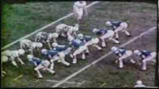 1963 Gator Bowl Highlights