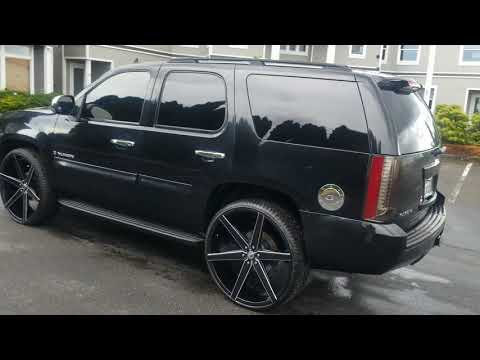 08 Yukon 28s 11.500💰💰 THE BLACK PANTHER!!!