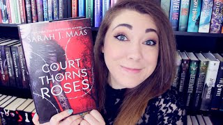 A COURT OF THORNS AND ROSES BY SARAH J MAAS | BOOK REVIEW + DISCUSSION