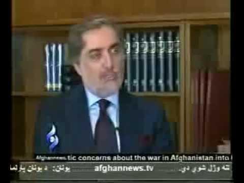Dr Abdullah Abdullah Interview, very funny