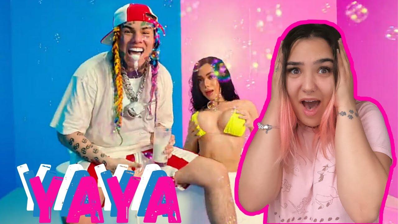 Download 6IX9INE- YAYA (Official Music Video) | LUSITANIC REACTION