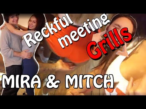 MIRA BACK AT MITCH'S PLACE & RECKFUL MEETING HOT GRILLS & GREEKGODX VS TLPTV S3E8