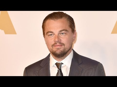 Watch Leonardo DiCaprio React to Losing at the Oscars Over and Over