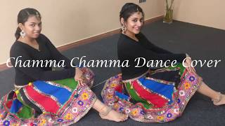 Chamma Chamma Dance Cover | Fraud Saiyaan | Elli AvrRam,Arshad | Neha  Kakkar,Tanishk,Ikka,Romy