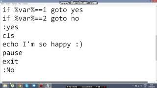 Как создать программу в блокноте (Часть I)(В этом видео я вам расскажу как создать программу в блокноте. ИЗВИНИТЕ что так резко оборвалось видео из-за..., 2014-09-27T11:31:40.000Z)