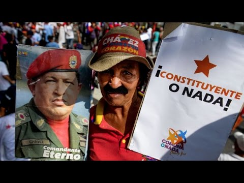 "Venezuelan Government's Call for a Constitutional Assembly is a ""Mixed Bag"""