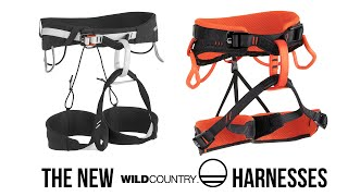 Wild Country - Mosquito and Synchro Harnesses