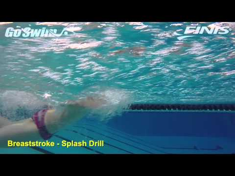 Breaststroke - Splash Drill