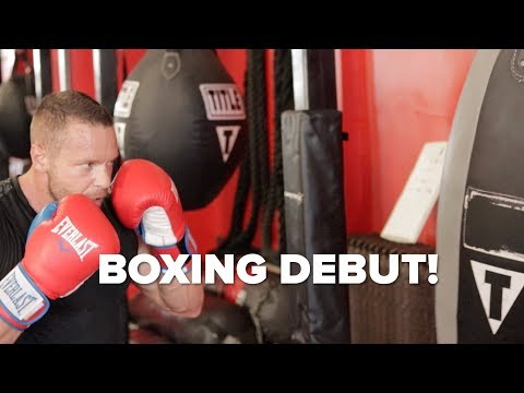 Marc Lobliner's Boxing Debut -  JOIN ME Cincinnati, OH on June 30!