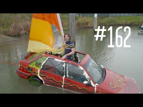 #162: Varen met een Auto [OPDRACHT]