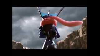 Super Smash Bros for Wii U and for 3DS Greninja (Trailer, Fotos y movimientos especiales)
