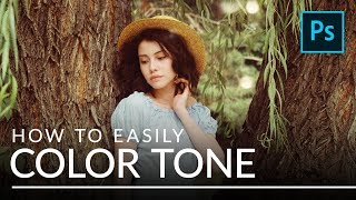 How to Easily Color Tone Any Photo in Photoshop